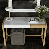 Hills - Mirror & Console Table