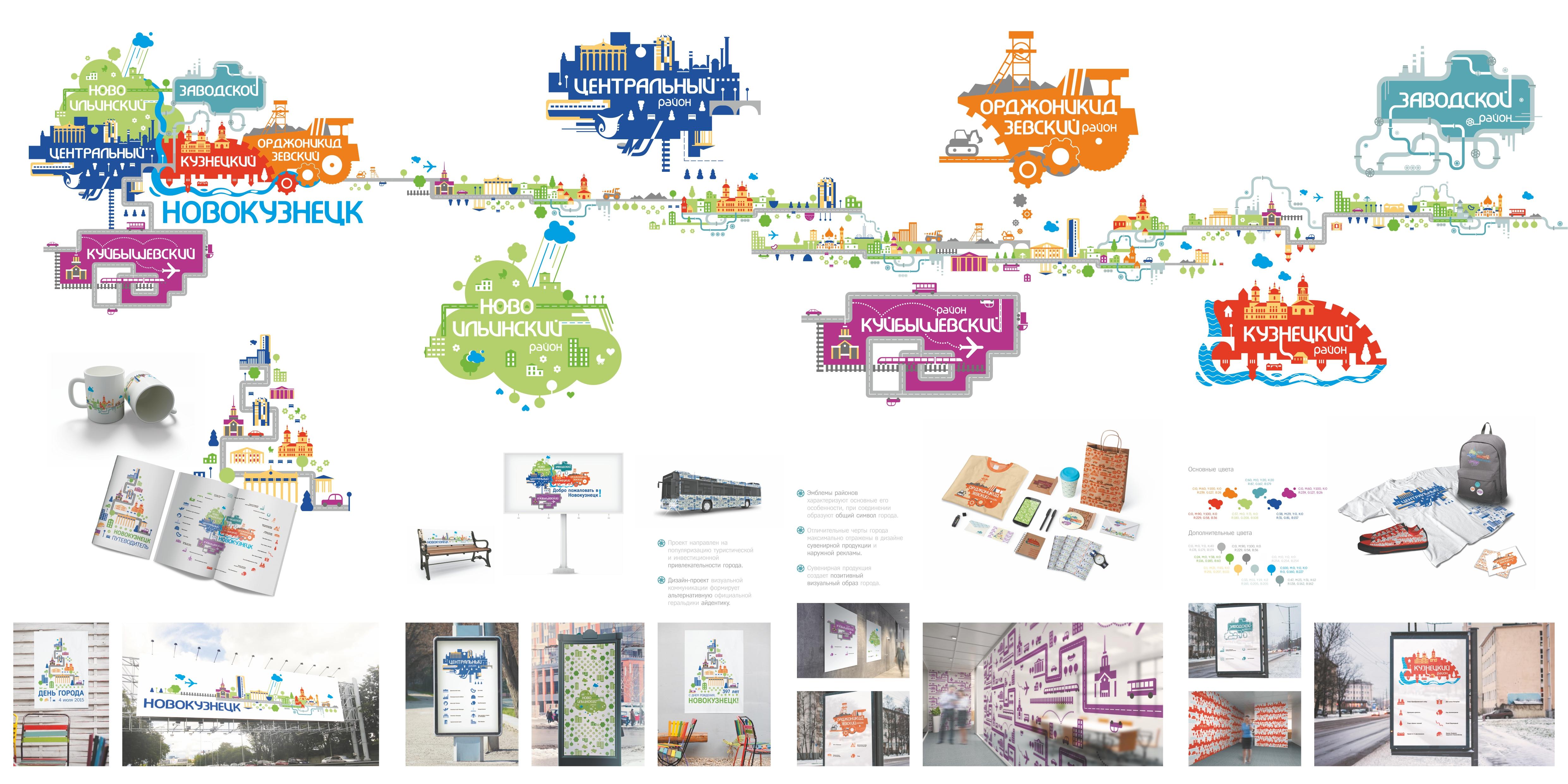 Применение графического дизайна в рекламе