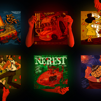 NEREST posters