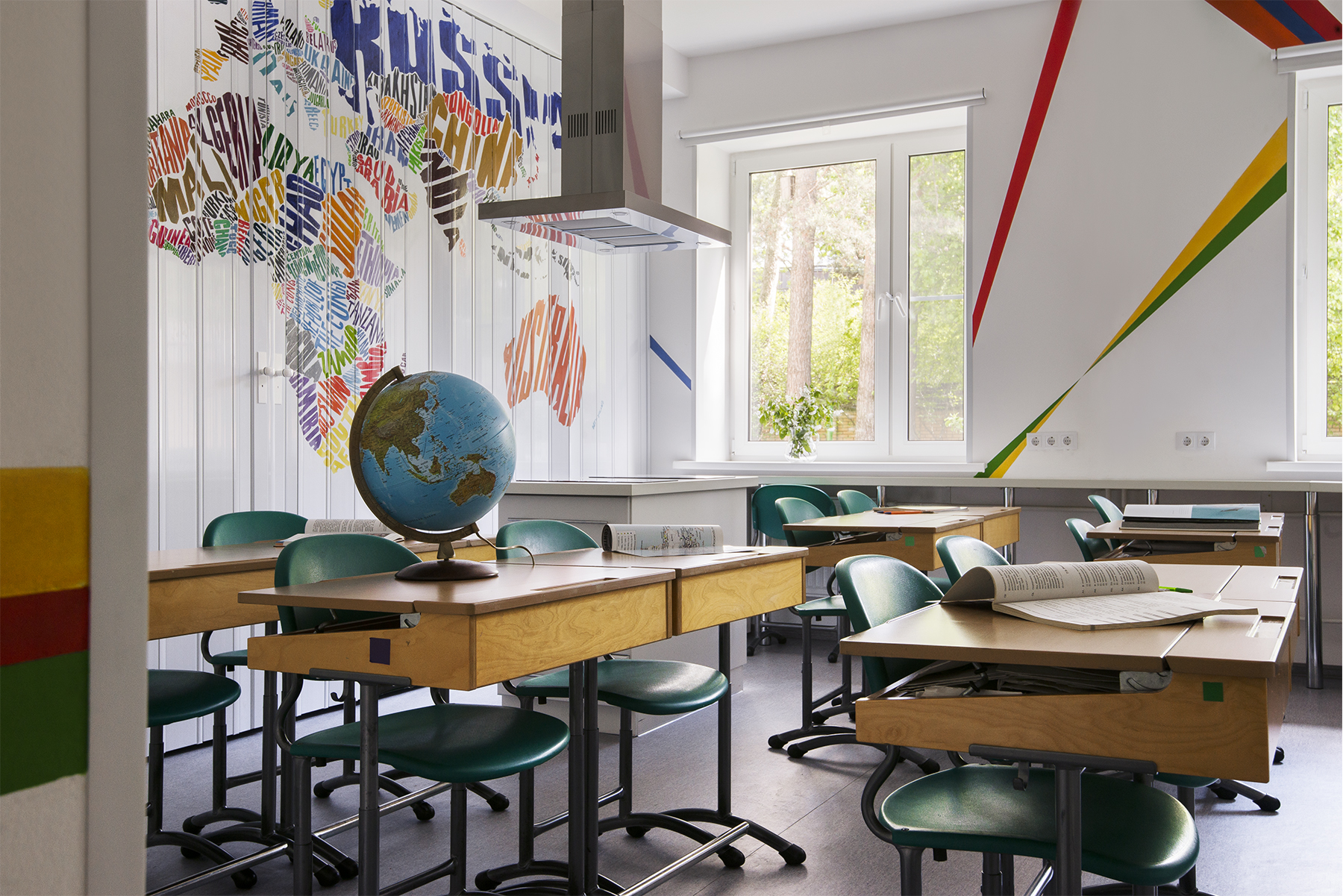 Classroom Punishment Ideas ~ Школьный кабинет трансформер