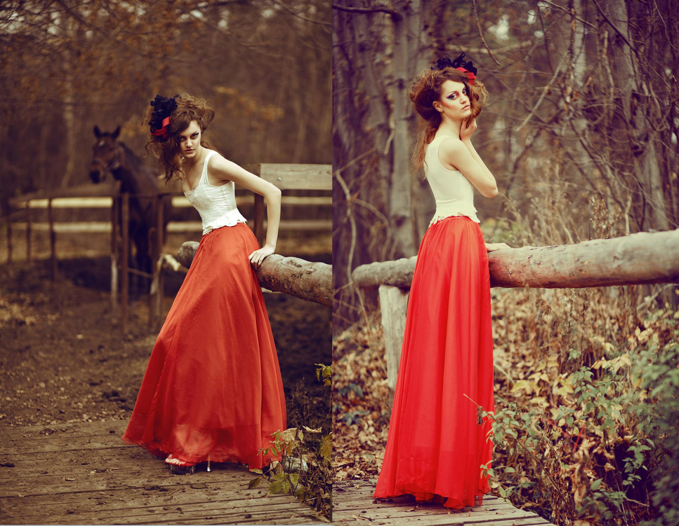 Фото в длинном платье идеи летом