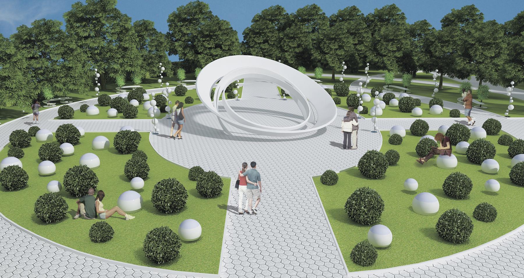 Ландшафтный дизайн и строительство МАФ: беседки, арки