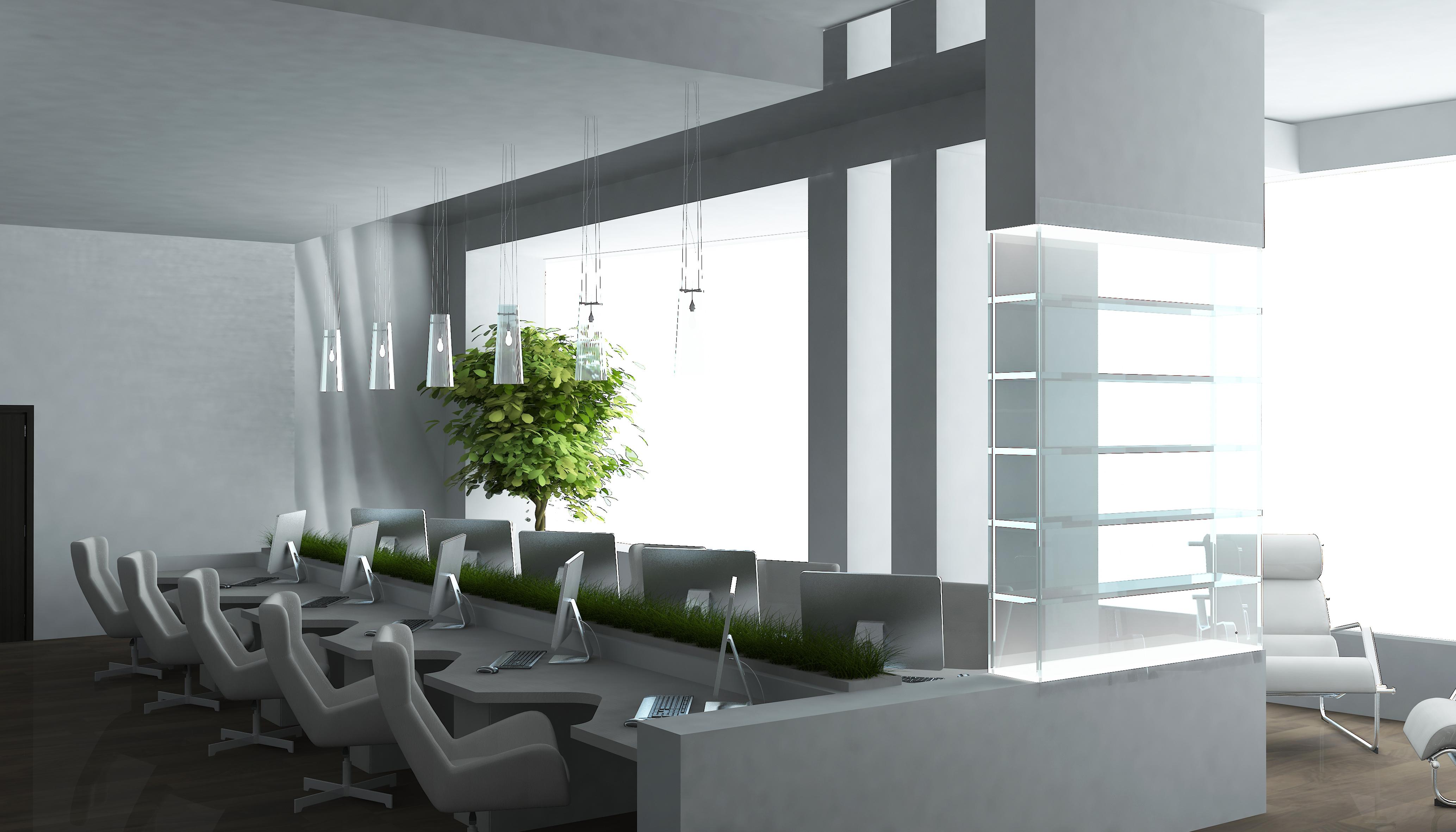 Офисов дизайн проект