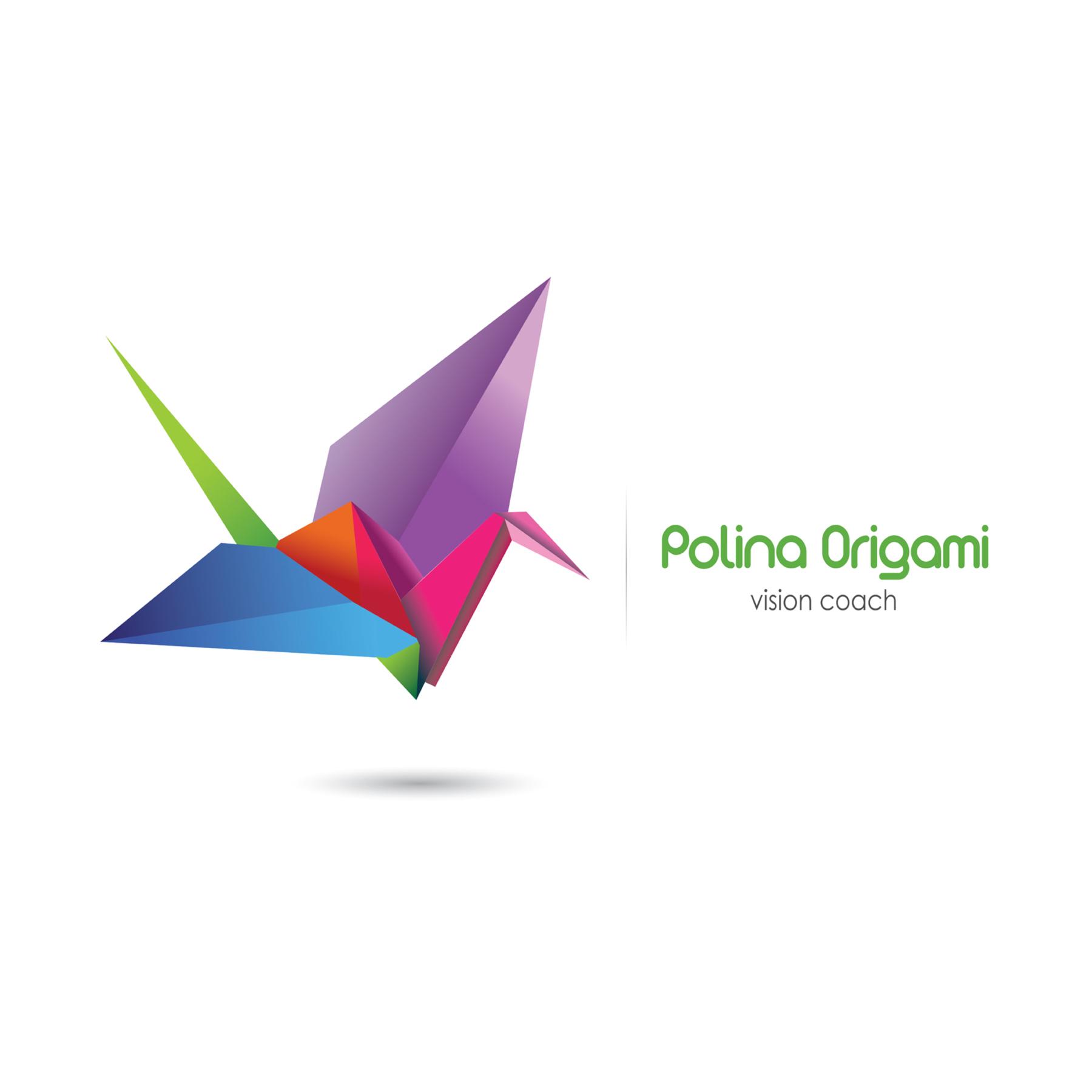 Оригами для логотипов